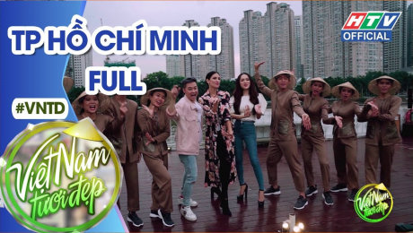 Xem Show TRUYỀN HÌNH THỰC TẾ Việt Nam Tươi Đẹp Tập 99 : Hương Giang thay Hồ Ngọc Hà đưa Cindy tham quan TP.HCM HD Online.