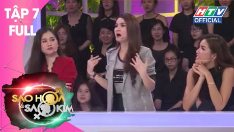 Xem Show GAMESHOW Sao Hỏa vs Sao Kim Tập 07 : Thanh Duy - Kha Ly tích cực tố nhau trên sóng HD Online.