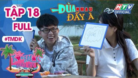 Xem Show TRUYỀN HÌNH THỰC TẾ Trăng Mật Diệu Kỳ Tập 18 : Hot mom Thanh Trần -tố- hot dad ở dơ vô đối HD Online.