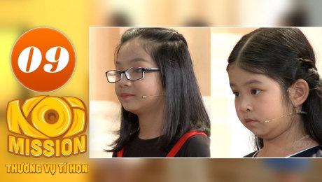 Xem Show TV SHOW Thương Vụ  Tí Hon Tập 09 HD Online.