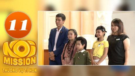 Xem Show TV SHOW Thương Vụ  Tí Hon Tập 11 HD Online.