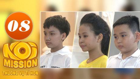 Xem Show TV SHOW Thương Vụ  Tí Hon Tập 08 HD Online.
