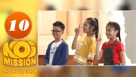 Xem Show TV SHOW Thương Vụ  Tí Hon Tập 10 HD Online.