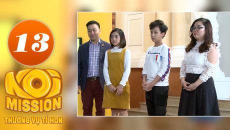Xem Show TV SHOW Thương Vụ  Tí Hon Tập 13 HD Online.