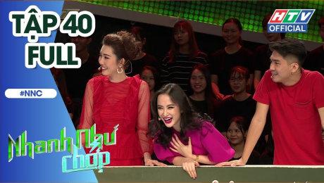 Xem Show TV SHOW Nhanh Như Chớp Tập 40: Màn Xuất Hiện Hoành Tráng Của 2 Đội chơi HD Online.