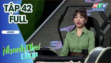 Xem Show TV SHOW Nhanh Như Chớp Tập 42: Hari trở lại, dập tan tin đồn mâu thuẫn với Trường Giang HD Online.
