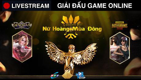 Xem Show TV SHOW Giải đấu game online Nữ Hoàng Mùa Đông Ngày thi đấu 3 HD Online.