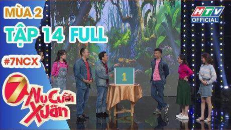 Xem Show TV SHOW 7 Nụ Cười Xuân Mùa 2 Tập 14: Lan Ngọc liều mình -đá xoáy- cả gia đình 7 Nụ và Băng Di HD Online.