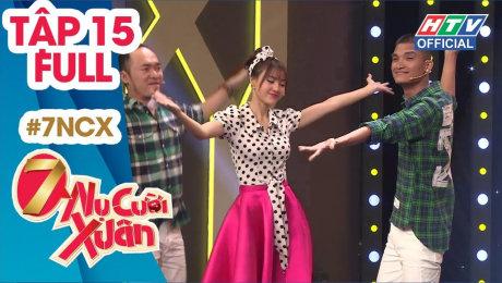 Xem Show TV SHOW 7 Nụ Cười Xuân Mùa 2 Tập 15: Trường Giang đặt tên nước ngoài cho Long Nhật, Mạc Văn Khoa HD Online.