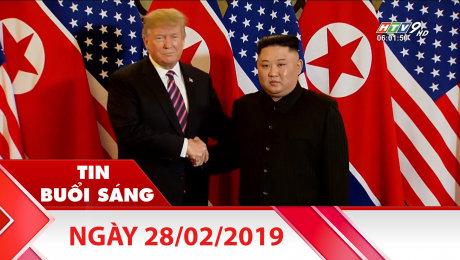 Xem Clip Bản Tin Buổi Sáng 28/02/2019 HD Online.