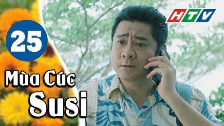 Xem Phim Hình Sự - Hành Động  Mùa Cúc Susi Tập 25 HD Online.