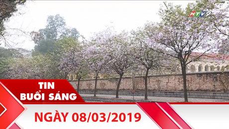Xem Clip Bản Tin Buổi Sáng 08/03/2019 HD Online.