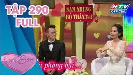 """Xem Show TV SHOW Vợ Chồng Son Tập 290: Hoàng Bách bộc bạch mình từng yêu """"một khúc gỗ"""" HD Online."""