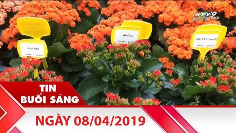 Bản Tin Buổi Sáng 08/04/2019
