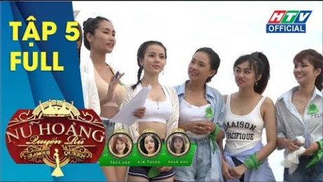 Xem Show TV SHOW Nữ Hoàng Quyến Rũ Tập 05 : Thử thách trên bãi biển dành cho các cô gái chân dài HD Online.