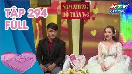Xem Show TV SHOW Vợ Chồng Son Tập 294: Chàng trai chở mẹ đi ... hẹn hò bạn gái lần đầu tiên HD Online.
