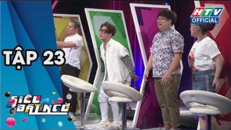 Xem Show TV SHOW Siêu Bất Ngờ Mùa 4 Tập 23 : Trường Giang bị đánh hội đồng vì -gài- quá giỏi HD Online.
