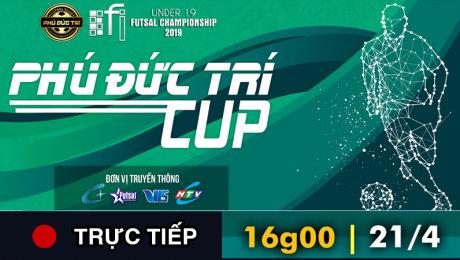 Trực Tiếp: Giải Bóng Đá U19 Fi Futsal Championship 2019