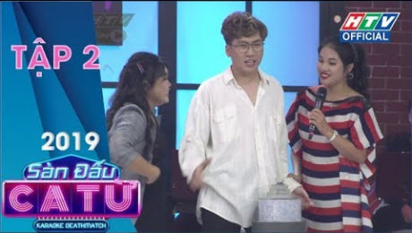 Xem Show GAMESHOW Sàn Đấu Ca Từ Mùa 3 Tập 02 : Tiểu Trường Giang theo đuổi dòng nhạc Ngô Kiến Huy HD Online.