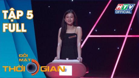 Xem Show TV SHOW Đối Mặt Thời Gian Tập 05 : Xuất hiện thí sinh lập kỷ lục mới ở vòng đặc biệt HD Online.