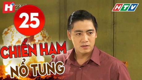 Xem Phim Tình Cảm - Gia Đình Chiến Hạm Nổ Tung Tập 25 HD Online.