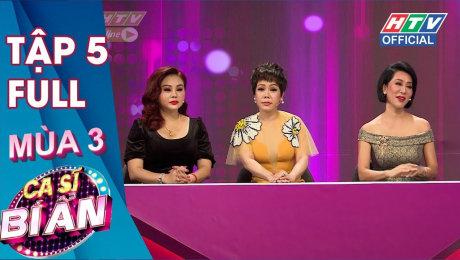Xem Show TV SHOW Ca Sĩ Bí Ẩn Mùa 3 Tập 05 : Nguyễn Cao Kỳ Duyên -khỏe re- nhờ Lê Giang HD Online.