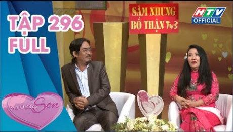Xem Show TV SHOW Vợ Chồng Son Tập 296 : Vợ chồng  Ngân Quỳnh -lục đục- khi nhắc về thời gian cưa cẩm HD Online.