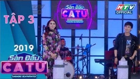 Xem Show TV SHOW Sàn Đấu Ca Từ Mùa 3 Tập 03 : Lâm Khánh Chi giành được 2 trai đẹp Jsol, Tô Luýt HD Online.