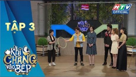 Xem Show TV SHOW Khi Chàng Vào Bếp Mùa 2 Tập 03 : Decao tự hào Châu Bùi có thể nấu tất cả các món ăn HD Online.