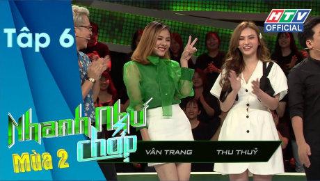 Xem Show TV SHOW Nhanh Như Chớp - Mùa 2 Tập 06 : Ưng Hoàng Phúc, Phạm Quỳnh Anh và Gil Lê về một nhà HD Online.