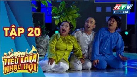 Xem Show TRUYỀN HÌNH THỰC TẾ Tiếu Lâm Nhạc Hội Tập 20 : Lời nguyền Lá Diêu Bông - Ác giả ác báo HD Online.