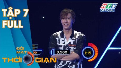 Xem Show TV SHOW Đối Mặt Thời Gian Tập 07 : 3 thành viên nhóm nhạc Monstar trở thành đối thủ HD Online.