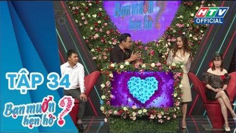 Xem Show TV SHOW Bạn Muốn Hẹn Hò Tập 34 : Nam Thư có mát tay trong số đầu tiên xuất hiện HD Online.