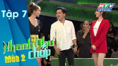 Xem Show GAMESHOW Nhanh Như Chớp - Mùa 2 Tập 07 : Lan Ngọc- S.T ơi em tự hào về anh! HD Online.