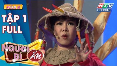 Xem Show TV SHOW Người Bí Ẩn Mùa 6 Tập 01 : Hen Niê lần đầu thị phạm cú xoay váy thần thánh cho Việt Hương HD Online.
