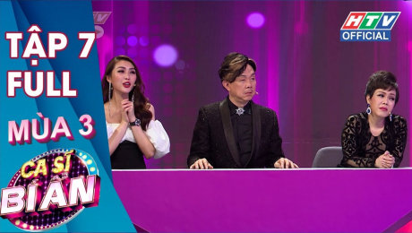 Xem Show TV SHOW Ca Sĩ Bí Ẩn Mùa 3 Tập 07 : Mr.Cần Trô khoe giọng hát ngang ngửa Puka HD Online.