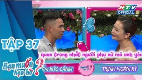 Xem Show TV SHOW Bạn Muốn Hẹn Hò Tập 37 : Tranh luận nảy lửa chuyện hẹn hò ai trả tiền BMHH 2019 HD Online.