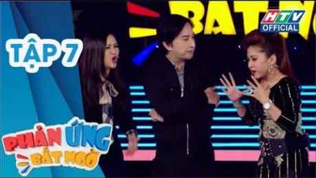 Xem Show TV SHOW Phản Ứng Bất Ngờ Tập 07 : Kim Tử Long mặt lạnh như tiền lừa hết đội bạn HD Online.