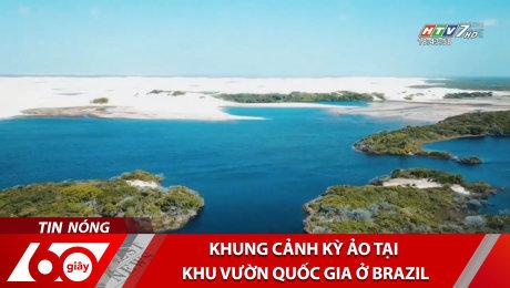 Xem Clip Khung Cảnh Kỳ Ảo Tại Khu Vườn Quốc Gia Ở Brazil HD Online.