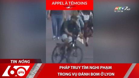 Pháp Truy Tìm Nghi Phạm Trong Vụ Đánh Bom Ở Lyon