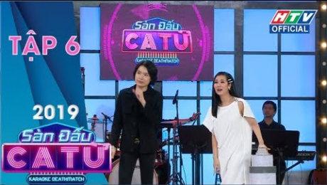 Xem Show TV SHOW Sàn Đấu Ca Từ Mùa 3 Tập 06 : Quang Trung khoe giọng khiến đàn chị Hạ Trâm mê mẩn HD Online.