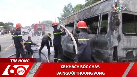 Xem Clip Xe Khách Bốc Cháy, Ba Người Thương Vong HD Online.