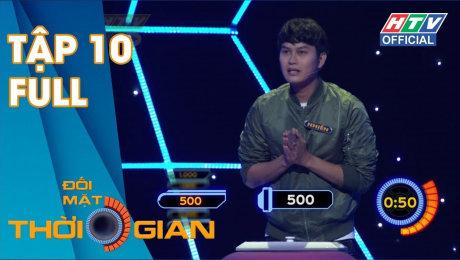 Xem Show TV SHOW Đối Mặt Thời Gian Tập 10 : Xuân Nghĩa lỡ cơ hội trở thành MC ở HTV nhưng không bỏ cuộc HD Online.