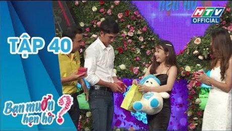 Xem Show TV SHOW Bạn Muốn Hẹn Hò Tập 40 : Chàng trai Vũng Tàu hào phóng tặng bạn gái cả mẫu đất HD Online.