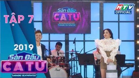 Xem Show TV SHOW Sàn Đấu Ca Từ Mùa 3 Tập 07 : Khả Như điêu đứng trước giọng ca phi giới tính của Tùng Anh HD Online.
