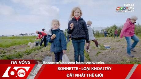 Bonnette - Loại Khoai Tây Đắt Nhất Thế Giới