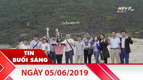 Xem Clip Bản Tin Buổi Sáng 05/06/2019 HD Online.