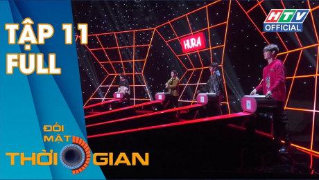 Xem Show TV SHOW Đối Mặt Thời Gian Tập 11 : Nhóm nhạc Uni5 gây ấn tượng với kiến thức HD Online.