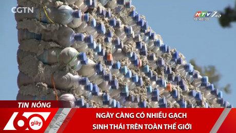 Ngày Càng Có Nhiều Gạch Sinh Thái Trên Toàn Thế Giới