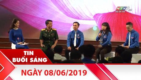 Xem Clip Bản Tin Buổi Sáng 08/06/2019 HD Online.